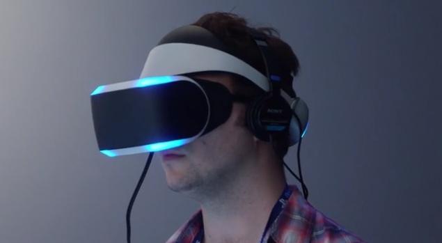 Sony cũng tham gia cuộc đua kính thực tế ảo với Morpheus