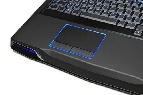 kiểm tra touchpad
