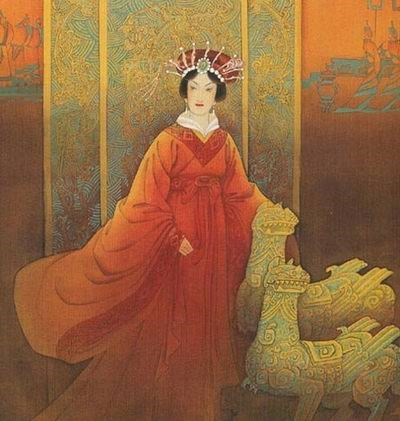 Lã Hậu vị hoàng hậu độc ác nhất lịch sử Trung Quốc