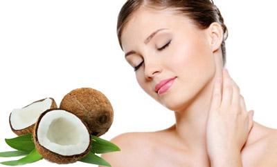 Tẩy tế bào chết hiệu quả với dầu dừa là cách làm đẹp da đơn giản
