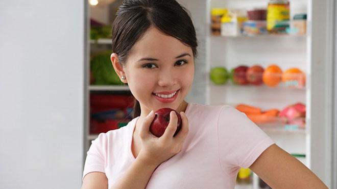 Làm đẹp bằng thực phẩm có sẵn trong tủ lạnh vừa đơn giản lại ít tốn kém