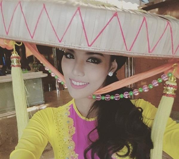 Lan Khuê bị 'đối xử thiếu công bằng' tại Miss World 2015?