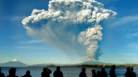 Lần gần đây nhất núi lửa này phun trào là vào năm 1972