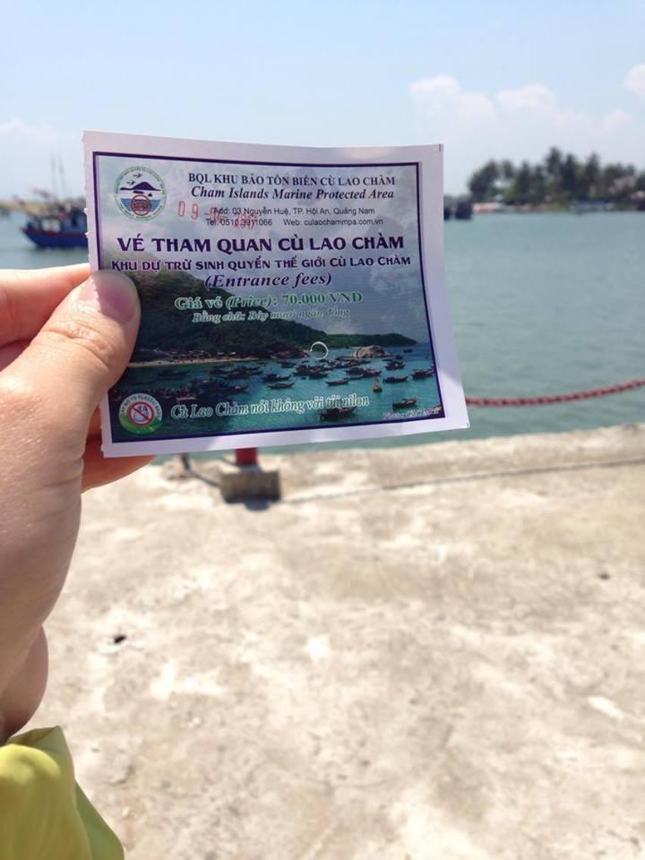 Kinh nghiệm du lịch Cù Lao Chàm vui ngây ngất chỉ với 650 nghìn đồng