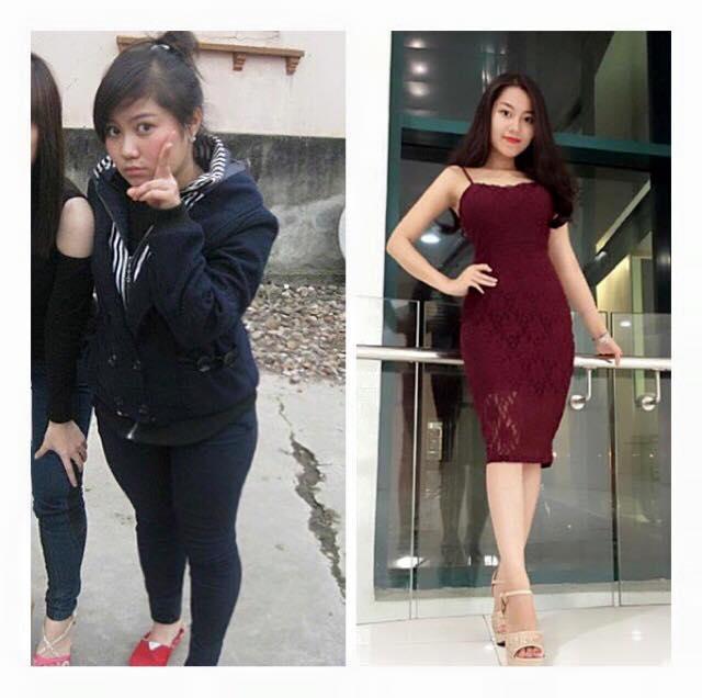 Cô gái Hải Phòng giảm cân thế nào để từ 60 kg xuống còn 42kg? - ảnh 2