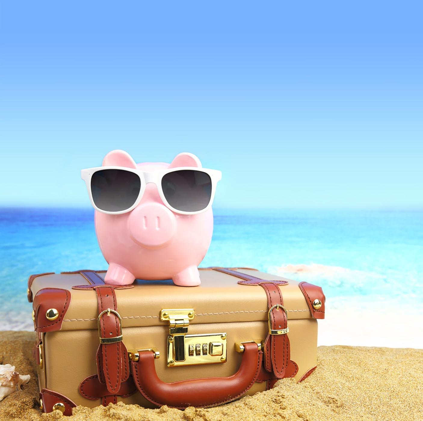 Bạn cần chuẩn bị những khoản tiền nhất định và cất ở nhiều vị trí khác nhau khi đi du lịch xa
