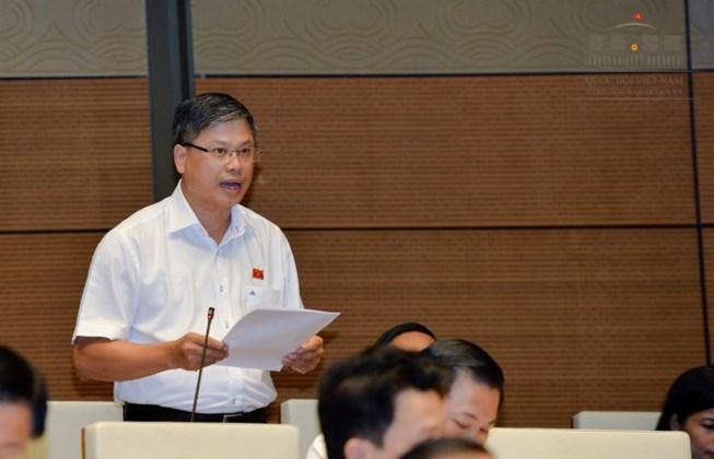 Ông Nguyễn Sỹ Cường - đại biểu Quốc hội đánh giá về tình trạng thịt lợn giá rẻ như khoai và nông dân chịu thua lỗ nặng nề