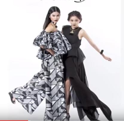 Hoàng Oanh và Kim Dung kết hợp ăn ý khi diện đồ mang phong cách gothic