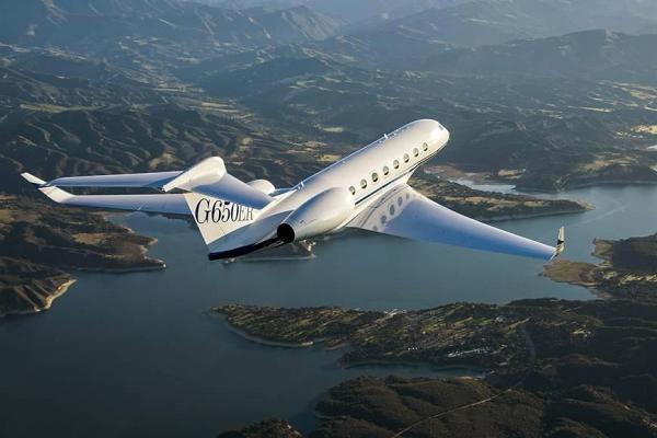 Nhà sáng lập Amazon đang sở hữu máy bay phản lực dài nhất thế giới