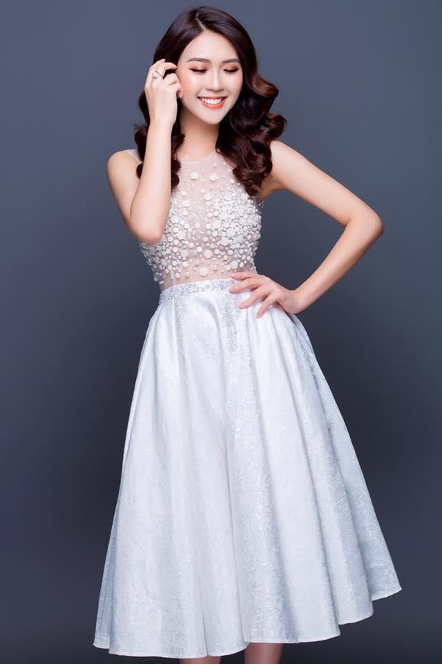 Tường Linh là một trong những thí sinh nổi bật tại The Face 2017