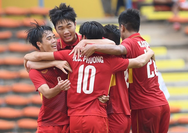Đây là chiến thắng thứ 2 của đội U22 Việt Nam tại SEA Games 29