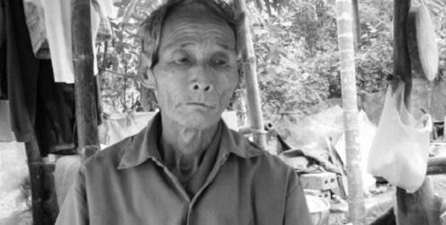 Người lính Trường Sơn già đang có cuộc sống hạnh phúc với vợ trẻ và hai con