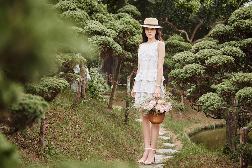 Thời gian qua, Hoa hậu Kỳ Duyên chỉ có nhiều hoạt động trong lĩnh vực thời trang
