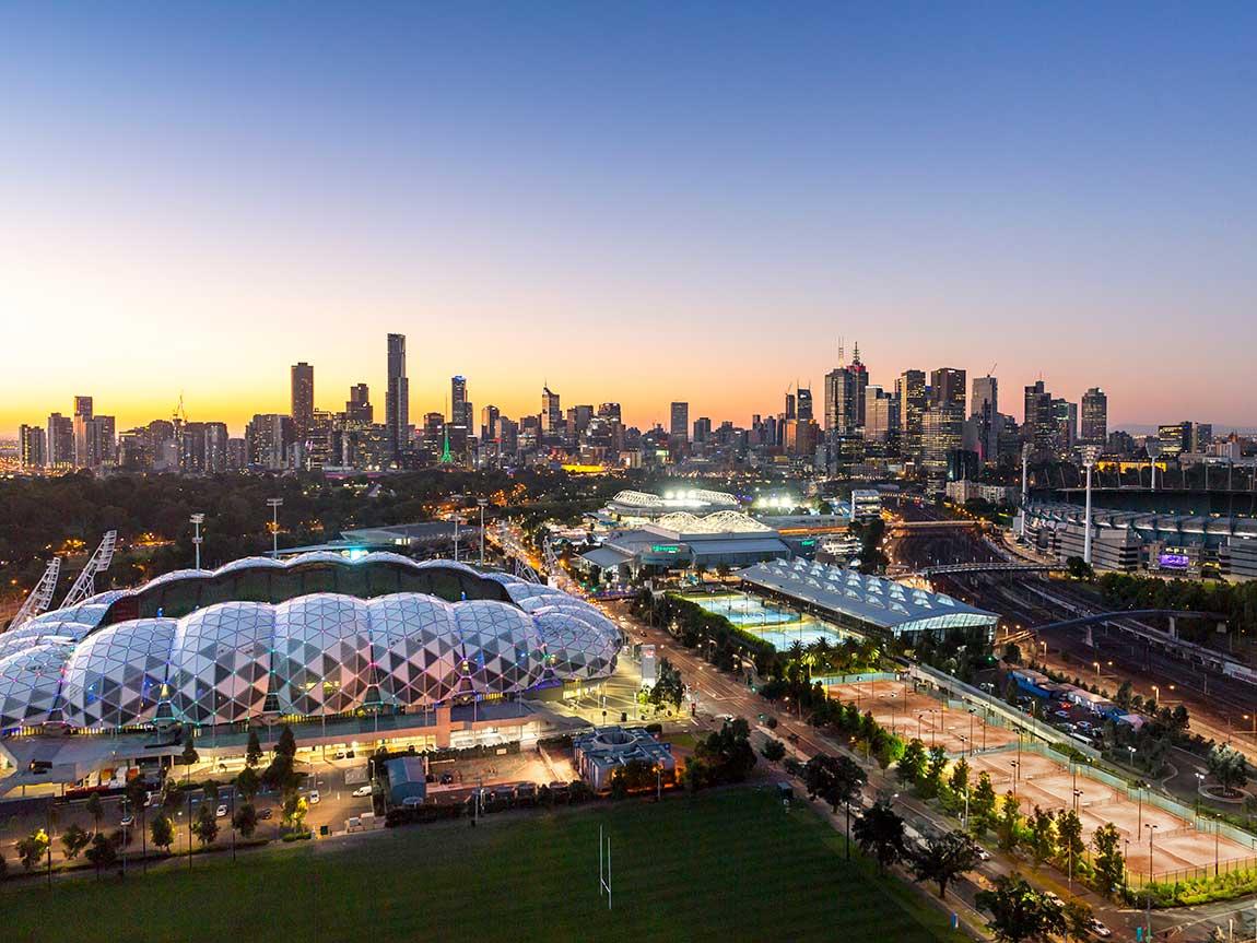 Melbourne - Thành phố đáng sống nhất thế giới năm 2017