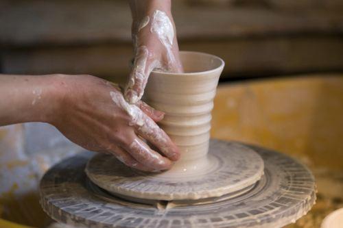 Trải nghiệm làm gốm tại Bát Tràng