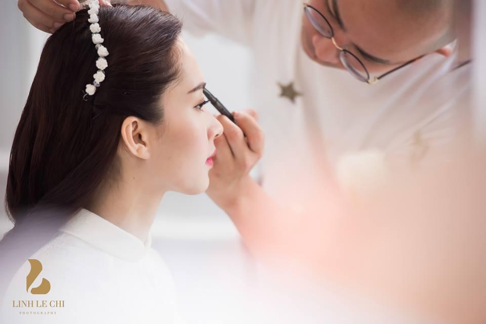 Nét đẹp tinh khôi, trong sáng của Hoa hậu Đặng Thu Thảo hiện lên từ mọi góc độ