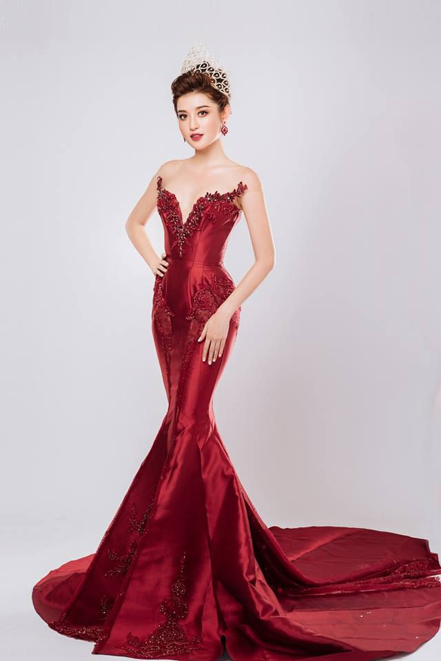 Á hậu Huyền My đại diện Việt Nam dự thi Miss Grand International từ 5/10