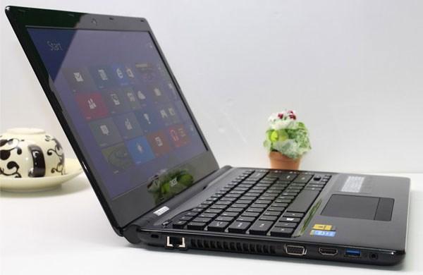 Acer E1 472 xưng danh trong top laptop giá rẻ cấu hình tốt