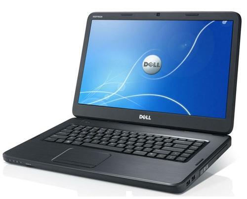 Laptop giá rẻ Dell cấu hình tốt, thiết kế sang trọng đẹp mắt
