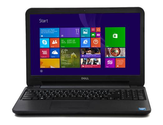 Laptop giá rẻ Dell Inspiron cấu hình mạnh mẽ ấn tượng