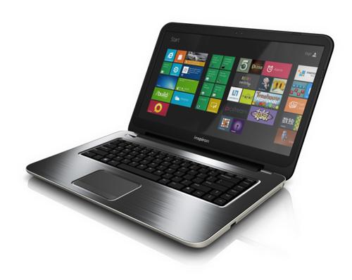 Laptop giá rẻ Dell sở hữu cấu hình mạnh thiết kế bắt mắt