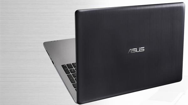 Laptop giá rẻ Asus cấu hình tốt ấn tượng với ổ cứng khủng