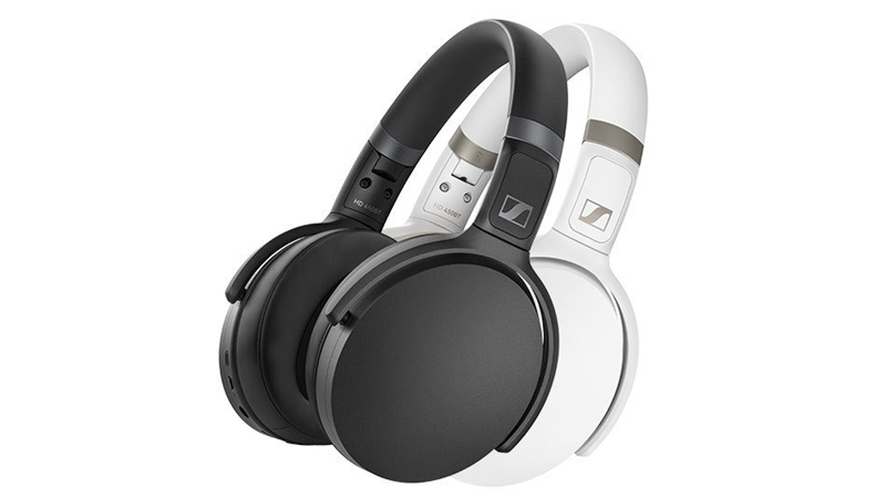 Tai nghe HD 450BT và HD 350BT đều được hỗ trợ kết nối không dây Bluetooth 5.0