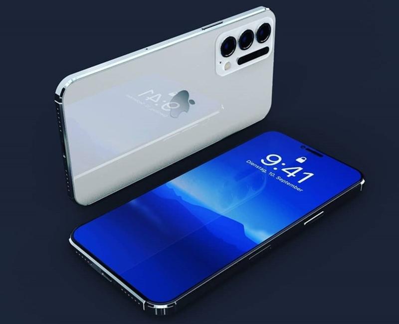 Apple có thể ra mắt iPhone 5,4 inch, có thiết kế giống iPhone 8