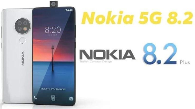 Nokia 8.2 có giá chỉ 495 Euro khoảng 12,6 triệu đồng