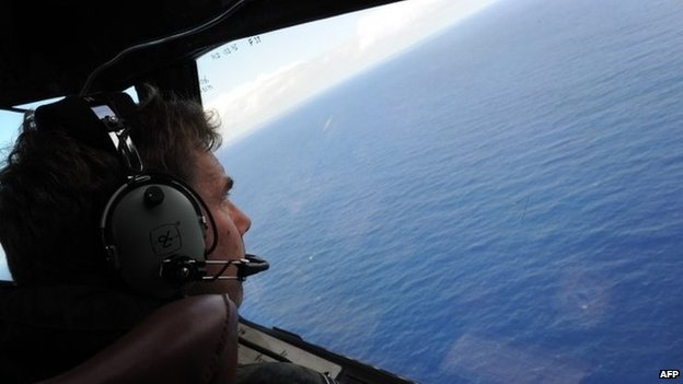 tìm kiếm máy bay MH370 mất tích