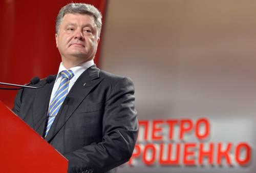 Ông Petro Poroshenko chiến thắng bầu cử Tổng thống Ukraine