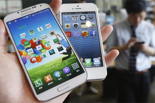 apple lại muốn cấm bán sản phẩm Samsung