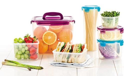 Không phải loại nhựa nào cũng an toàn khi dùng để chứa đựng, bảo quản thực phẩm