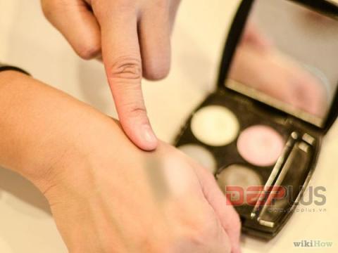 Hướng dẫn bạn cách test mỹ phẩm trước khi mua