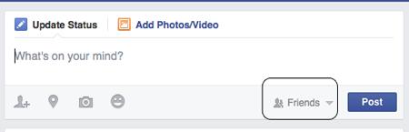 facebook thay đổi quyền riêng tư