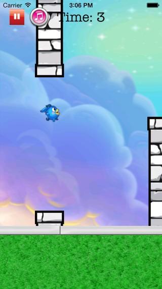Những trò chơi hấp dẫn thay thế Flappy Brid