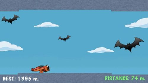 Những tựa game thay thế Flappy Bird