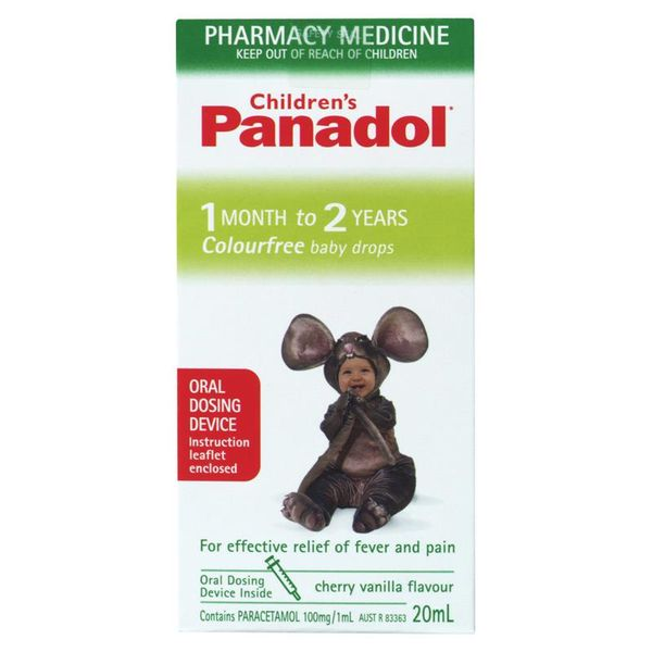 Bao bì loại thuốc dành cho trẻ bị thu hồi tại Úc