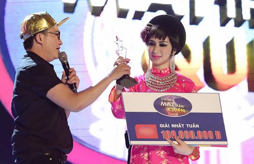 Gương mặt thân quen: Hòa Minzy chiến thắng nhờ cải lương