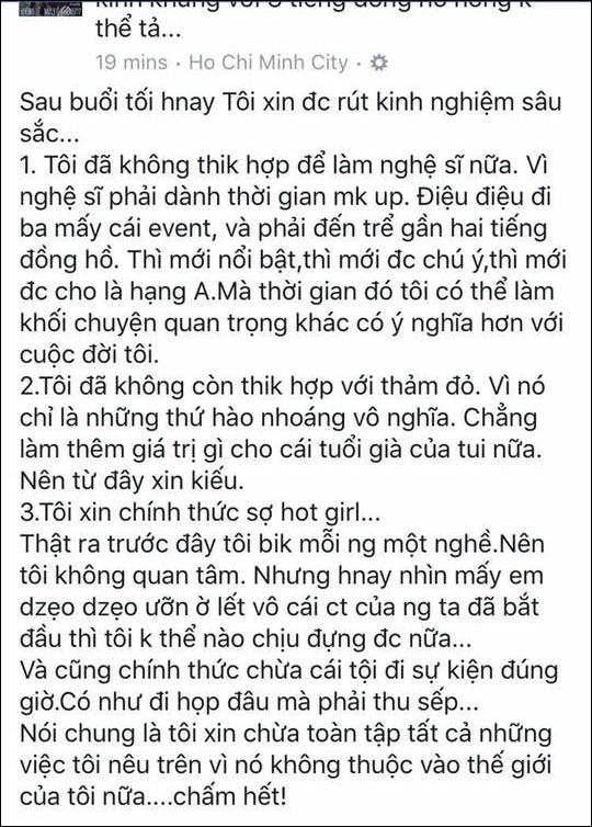 Ngô Thanh Vân 'ám chỉ' Kỳ Duyên, Angela Phương Trinh thiếu văn hóa