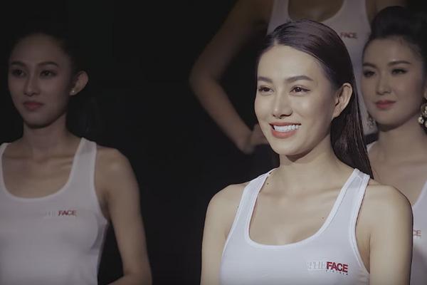 Từ khi tham gia chương trình The Face – Gương mặt thương hiệu, Lê Hà được cư dân mạng 'săn lùng'.