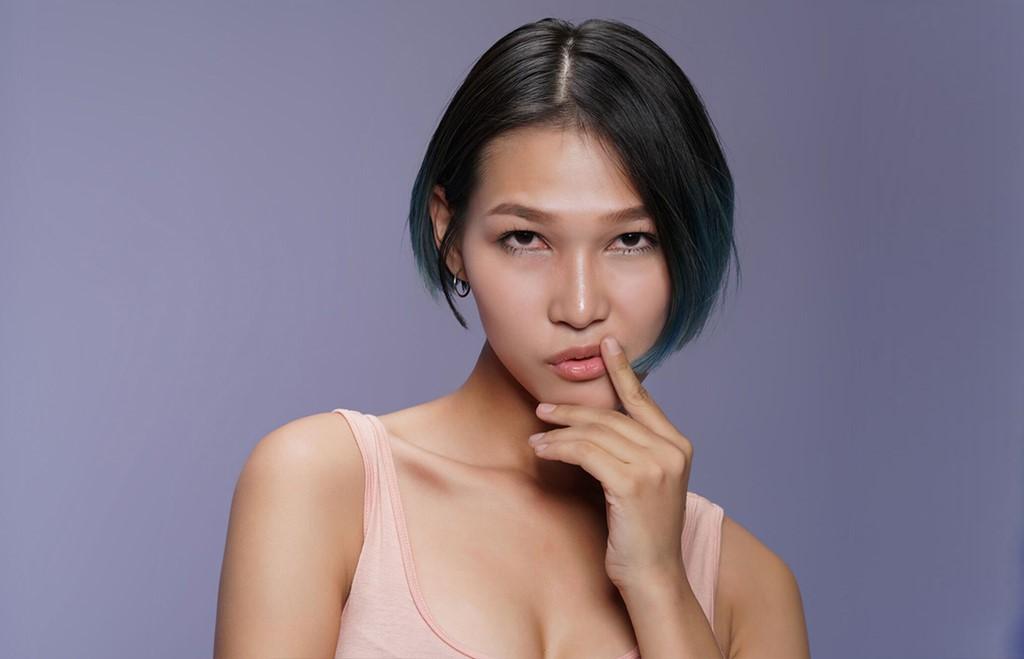 Diệp Linh Châu là một trong những thí sinh cá tính của đội Phạm Hương.