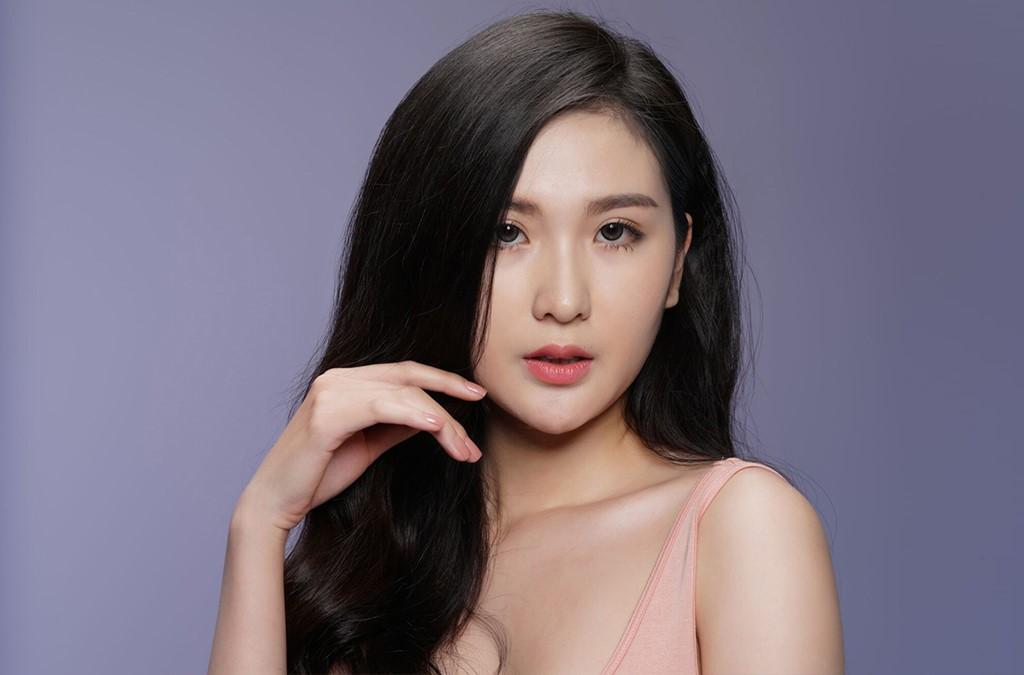 Trần Thị Ngọc Loan là gương mặt mới hoàn toàn ở đội Phạm Hương.