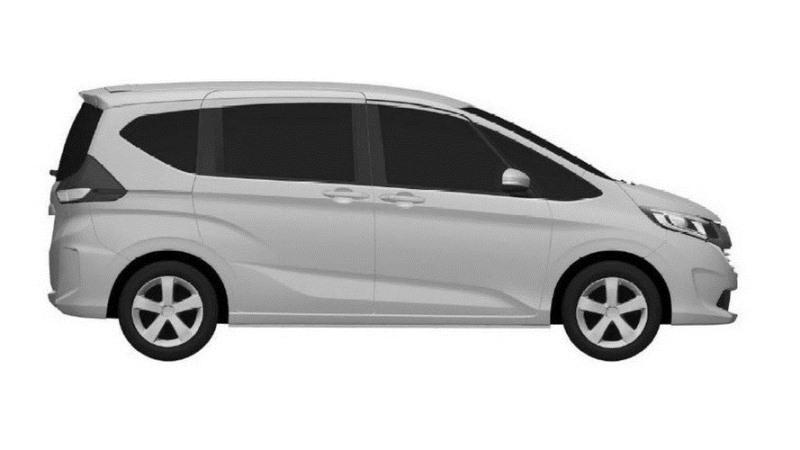 Honda Freed 2016 sẽ sở hữu kích thước tổng thể dài x rộng x cao tương ứng 4.250 x 1.695 x 1.710mm. Ở phía sau được tích hợp thêm cánh lướt gió.