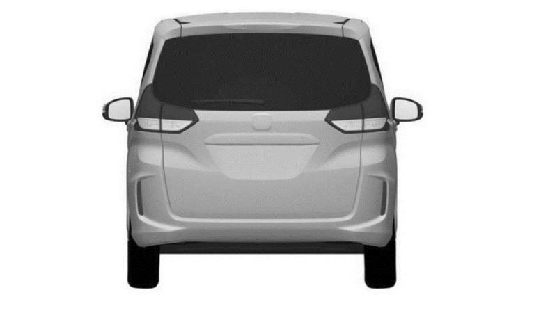 Vị trí trụ cột D đã được thay đổi so với thế hệ trước, hai bên hông xe là các đường gân nhấn mạnh tính khỏe khắn. Một cánh lướt gió cũng hiện diện ở đuôi xe.