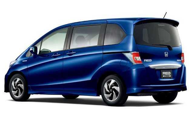 Honda Freed 2016 sẽ được trình làng tại Nhật Bản vào tháng 9 tới.