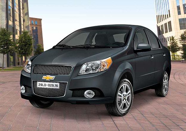 Có thể nói Chevrolet Aveo là dòng xe sedan 5 chỗ cỡ nhỏ có giá rẻ nhất thị trường hiện nay.