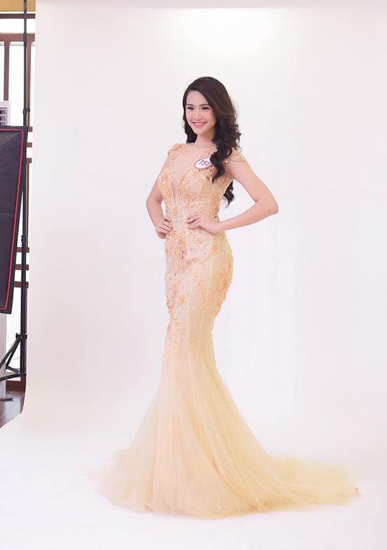 Hương Ly không phải là gương mặt quá xa lạ với các cuộc thi sắc đẹp. Cô từng lọt Top 20 Miss Teen 2012, vào chung kết Miss Ngôi Sao 2013 và giành một giải phụ.
