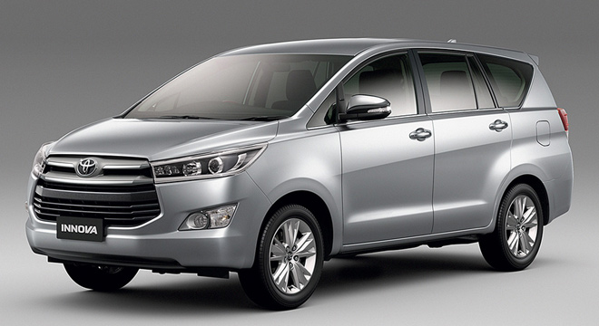 Nguyên nhân khiến Toyota Innova 2016 có giá 'trên trời'