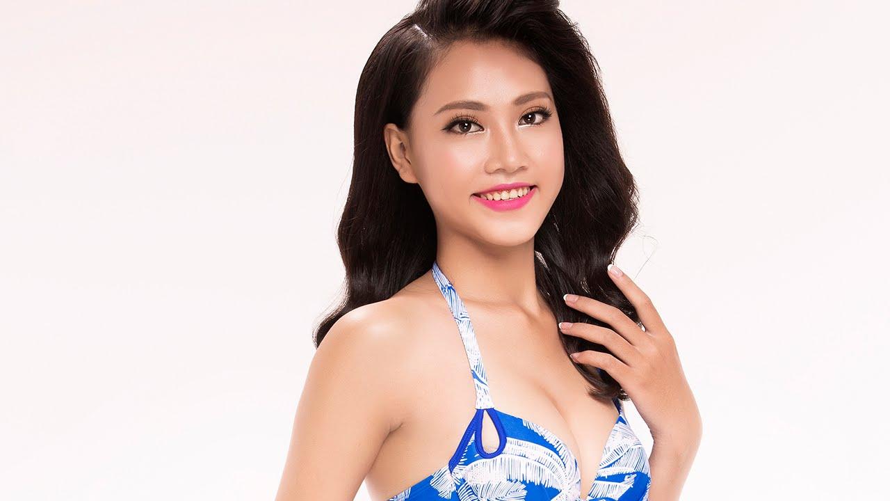 Trần Thị Thùy Trang (SBD 255), sinh năm 1997, đến từ tỉnh Thừa Thiên Huế. Thùy Trang hiện là sinh viên trường Cao đẳng Công thương TP.HCM.